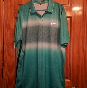 Nike, Tiger Woods Collection shirt, XL